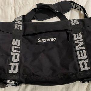 Supreme Duffle Bag SS18